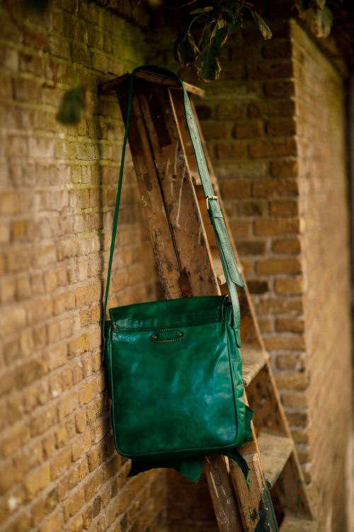 Najima Bag Amina A007 Green Back