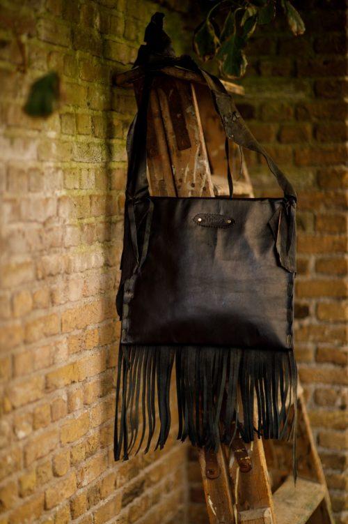Najima Bag Anissa A009 Black Back