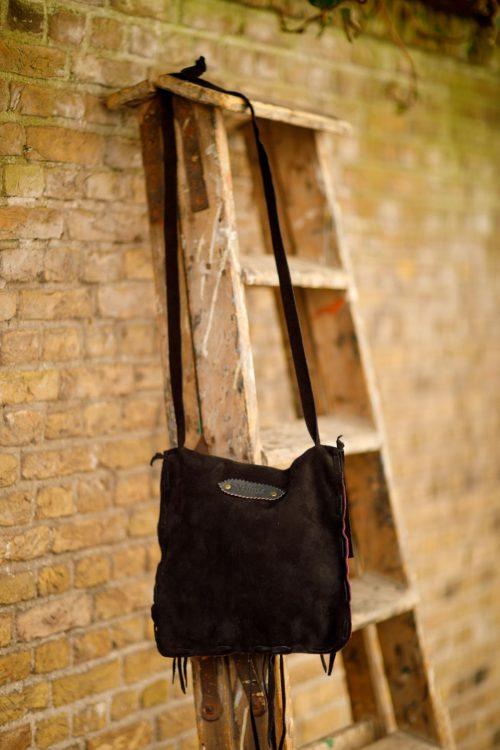 Najima Bag Hanane A013 Black Back