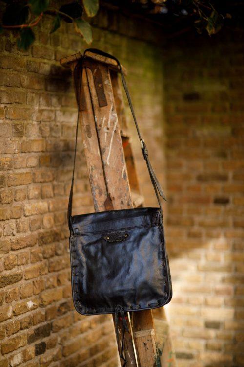 Najima Bag Jamila A018 Black Back