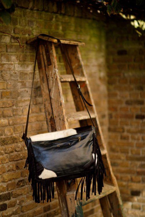 Najima Bag Jarita A014 Black Back
