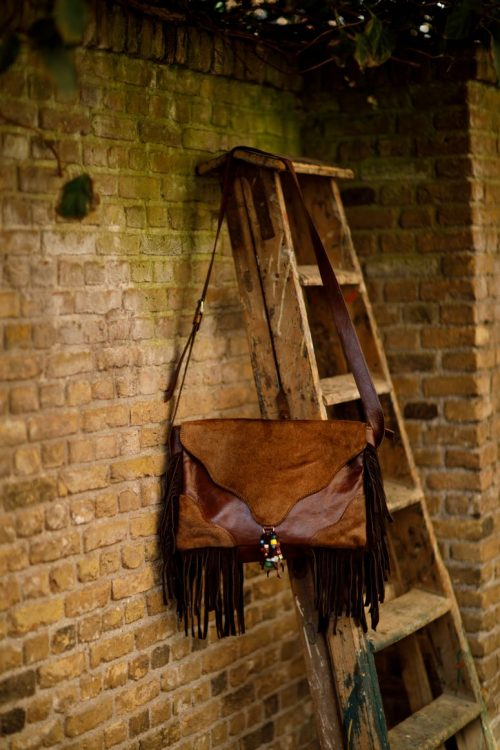 Najima Bag Jarita A014 Brown Front