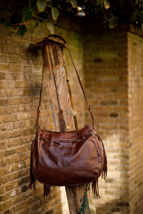 Najima Bag Jenah A006 Brown Back
