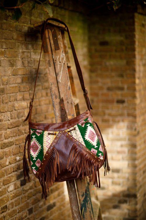 Najima Bag Jenah A006 Brown Front