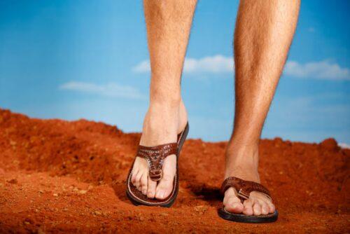 Najima Slipper Amir S005 Brown